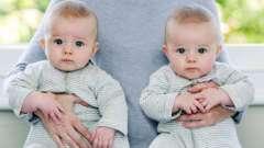 Какова вероятность рождения близнецов? От чего зависит рождение близнецов?