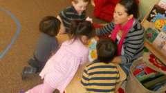 Календарно-тематическое планирование в детском саду
