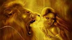 Камень для львов-женщин. Украшение для царицы