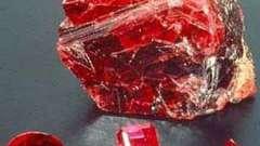 Камень рубин - истинная драгоценнность