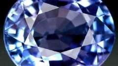 Камень танзанит: свойства