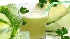 Капустный сок - польза и вред для организма