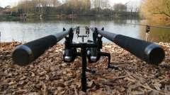 Карповое удилище - надежный и прочный инструмент для рыбной ловли