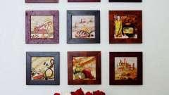 Картины для кухни как способ разнообразить интерьер