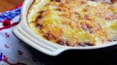 Картофель по-франзуски и другие простые блюда из картошки