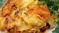Картофельная запеканка с фаршем в мультиварке - любимое блюдо детей!