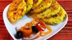 Картофельные котлеты с сыром: рецепты приготовления