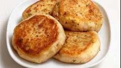 Картофельные лепешки: рецепт приготовления