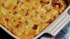 Картофельные запеканки без мяса. Рецепты для дома