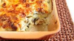 Картошка с куриным филе в духовке: вкусное праздничное блюдо!