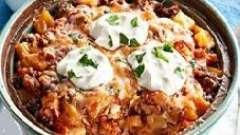 Картошка в горшочках - сытно и аппетитно