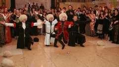 Кавказские свадьбы - всегда красиво и незабываемо!