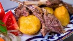 Казан-кебаб: рецепт, особенности приготовления, ингредиенты