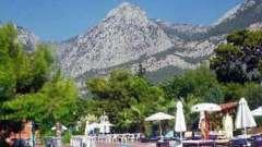 Кемер, бельдиби – одни из лучших курортов турции