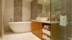 Керамическая плитка для ванных – свежее решение старых проблем