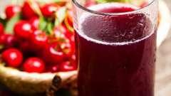 Кисель из вишен: рецепты приготовления в домашних условиях