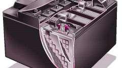 Кислотные аккумуляторы: устройство, емкость. Зарядное устройство для кислотных аккумуляторов. Восстановление кислотных аккумуляторов