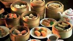 Китайская кухня: особенности и традиции