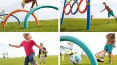 Классификация подвижных игр. Сюжетные и бессюжетные подвижные игры для дошкольников