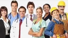 Классификация профессий поможет выпускникам сделать ответственный и правильный выбор