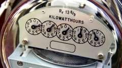 Классы точности электросчетчиков. Требования к электросчетчику по точности
