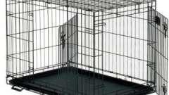 Клетка для собаки - роскошь или необходимость?