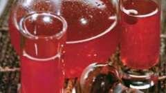Клюква на водке: рецепт приготовления настойки