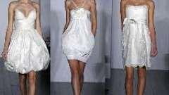 Коктейльные платья: модные фасоны сезона - 2013