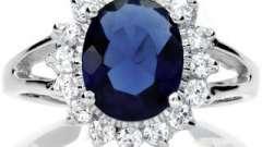 Кольцо с камнем как символ любви и верности