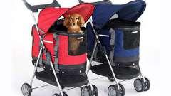Коляска для собак - роскошь или все-таки необходимость?