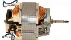 Коллекторный двигатель - устройство и применение