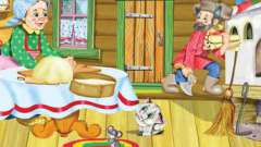 """""""Колобок"""" - русская народная сказка. Сюжет, история, герои"""