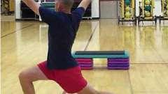 Комплекс упражнений с гимнастической палкой. Упражнение с палкой для детей