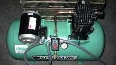 Компрессор газовый: схема, устройство и виды