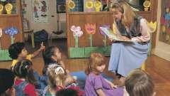 Кому стоит идти в детский сад? Обязанности воспитателя детского сада и специфика работы