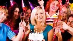 Конкурсы для дня рождения для взрослых - самые интересные и веселые
