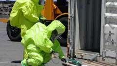 Контроль радиационный и химический: общие требования, прибор измерения и рекомендации