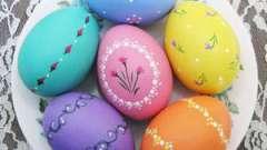 Копилка идей: как покрасить яйца на пасху