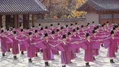 Корейский танец: особенности, виды