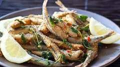 Корюшка. Рецепты приготовления жареной и маринованной рыбы