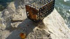 Кормушка для рыбалки - аккуратное подкармливание