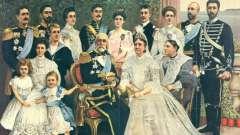 Королевская семья швеции: бернадоты