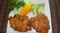 Котлеты из курицы: быстро и вкусно