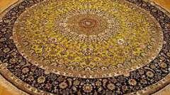 Ковры персидские: виды и особенности выбора