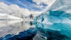 Крайние точки антарктиды. Краткое описание материка