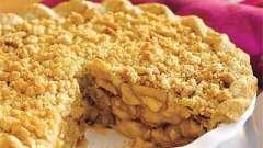 Крамбл с яблоками: пошаговый рецепт приготовления