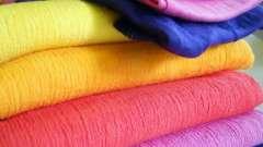 Краситель для ткани - способ сделать жизнь ярче