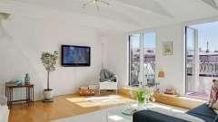 Красивый интерьер 1-комнатной квартиры