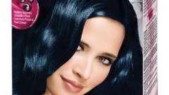 Краска для волос для черных волос: производители, палитра
