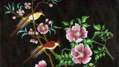 Краски по ткани для создания неповторимого шедевра